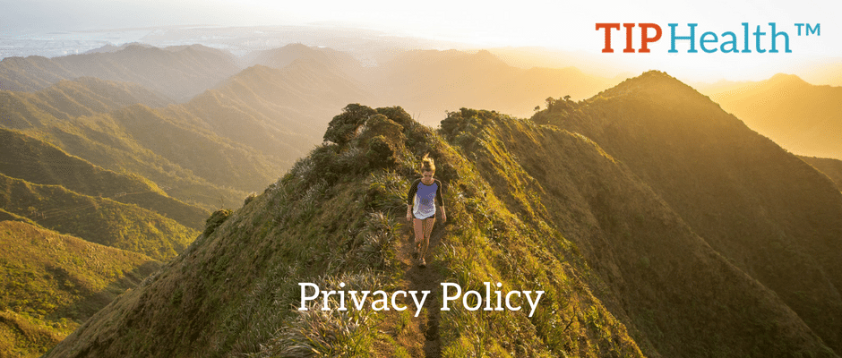 TIP Health Privacy Policy