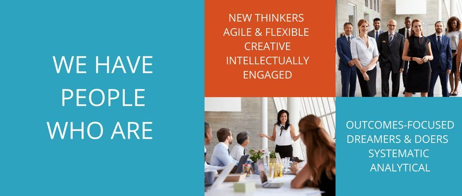 cross-functional teams, fresh-thinking people, new ideas, capabilities-rich Technology Provider Network, TIP Health